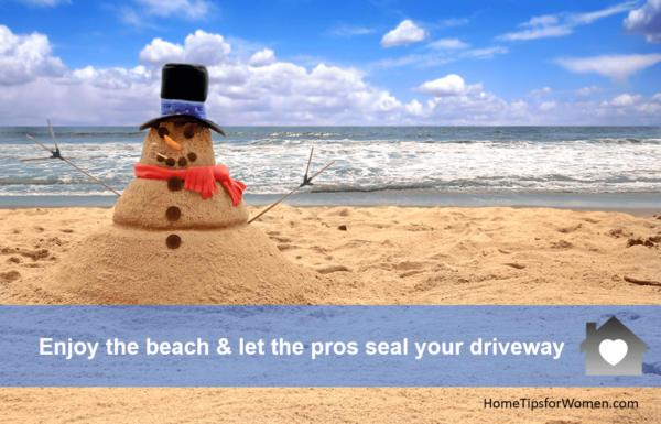 check costs before you try doing your own driveway sealcoating