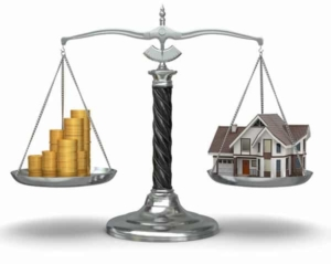 a home equity line of credit (HELOC) is based on the equity you have in your home
