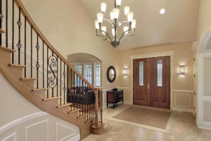 there are many entryway ideas to give your home that personal touch