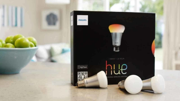 leds like the hue, are making the lighting landscape programmable