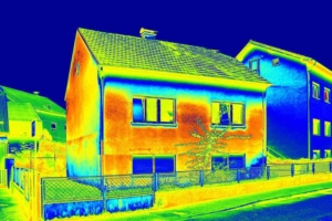 thermal imaging cameras are the other home performance tool used to identify problems
