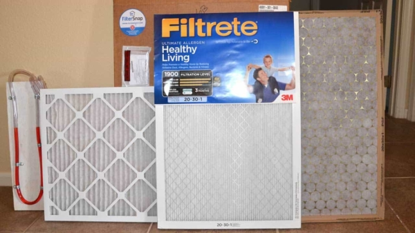 finding the best home air filter to fit your homes needs is a challenge