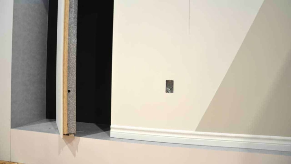 simple home building products like this basement finishing system make diy projects easier