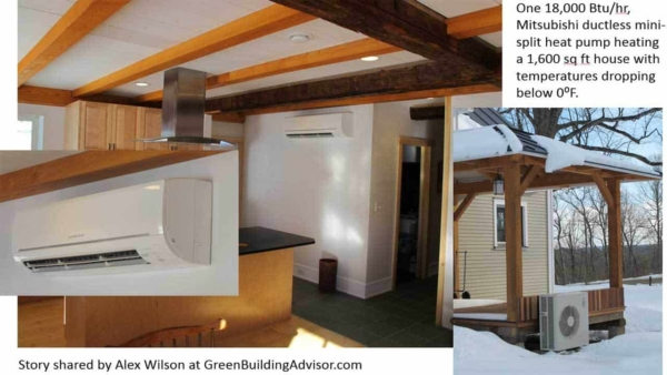 mini-splits are one of the many types of home heating systems to pick from