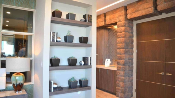 well design homes use all sorts of space to give you extra storage