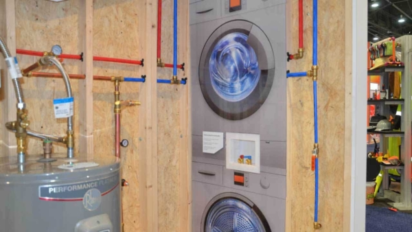 new building products for plumbing