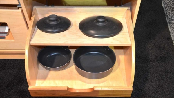 who isn't looking for a better solution to storing the lids for their pots & pans