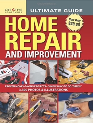 every homeowner needs this home repair & improvement book, to learn the concepts & construction terminology that helps you understand your home better