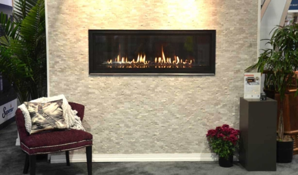 lots more fireplace decorating ideas are possible with horizontal fireplaces