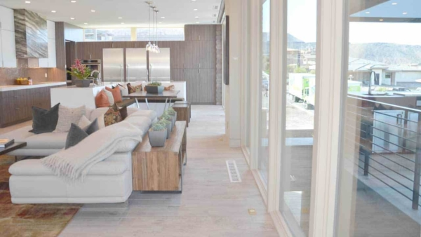 home improvement trends are evolving to combine indoor & outdoor living spaces