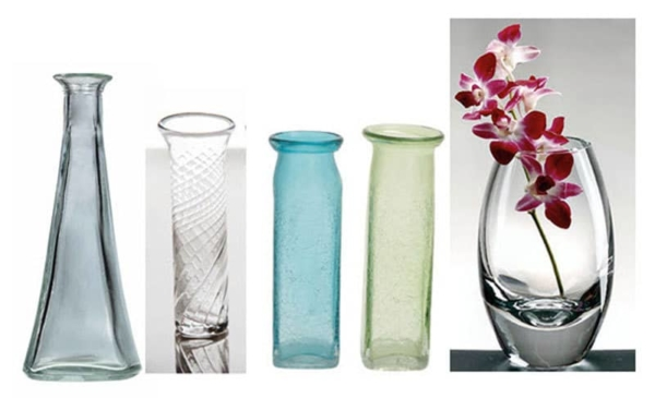 flower arranging tips will vary for the type of vase you use