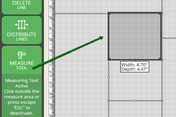 check critical measurements when you organize your kitchen drawers