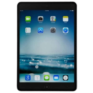 An iPad mini can help letting go of books, to reduce the clutter in your house