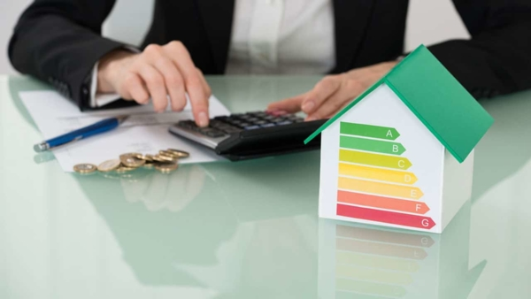 getting a HERS Index score tells you how energy efficient your home is (isn't) and how to save more money