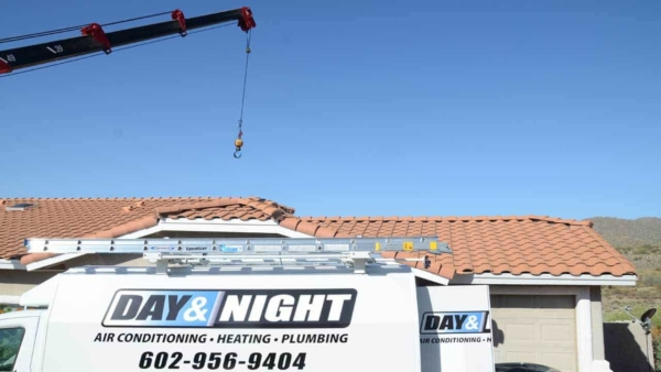 when you need a new central air conditioner, you need the advice of an HVAC company like Day & Night Air serving the Phoenix area