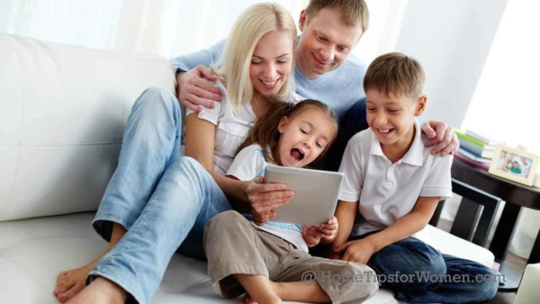 with smart phones, how families communicate is changing, along with the meaning of home