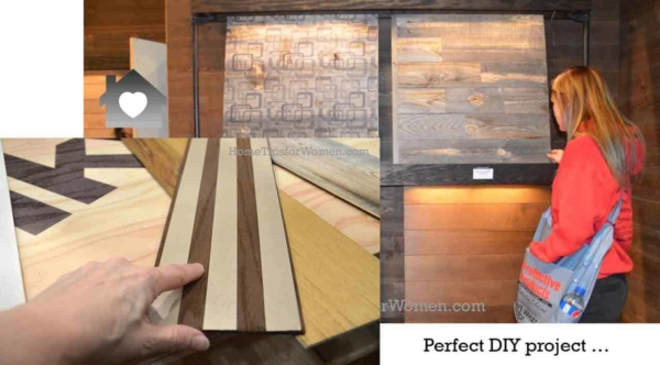 you can find great DIY projects at a home show like this one in orlando, fl