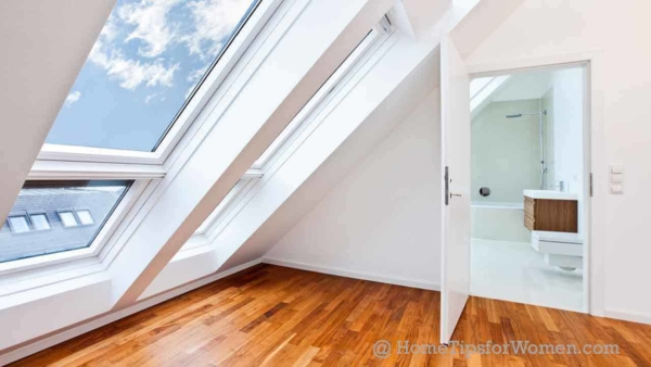 how to finish an attic starts with identifying what you need & putting a design together with windows, stairs & more