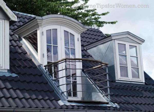 how to finish an attic includes deciding on windows, both the type & where they'll go
