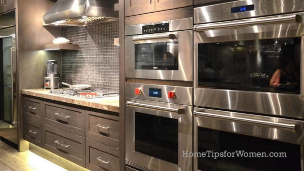 it's important to pick smart features when buying appliances vs what looks beautiful