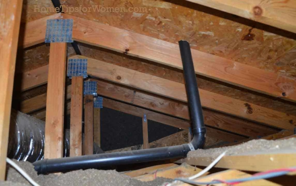 how to finish an attic starts with taking measurements to identify how much space is available