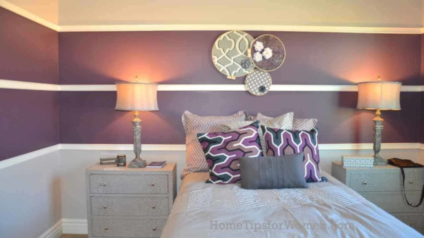#bedroom-decorating-painting-stripes-purple8-model-home-fulton-homes-gilbert-arizona-ht4w1280