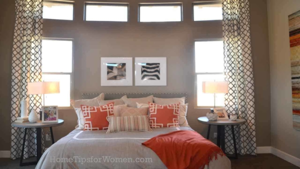 get more interior design tips like using window treatments to tie a room together