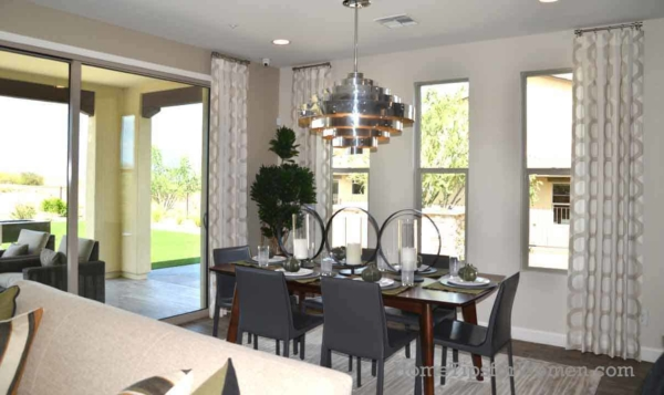 interior design tips should include lighting like this chandelier