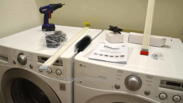 how to clean a dryer vent starts with the right tools, like this LintEater kit