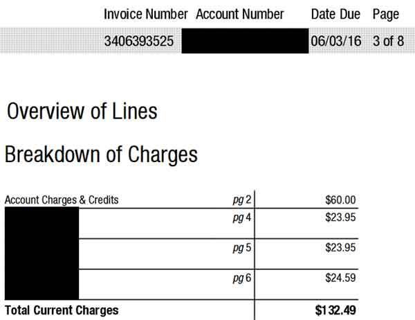 Verizon bills are miserable to read but it's important to learn, if you want to keep your Verizon bill low