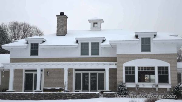 new england architecture includes dormers to add livable space to attics
