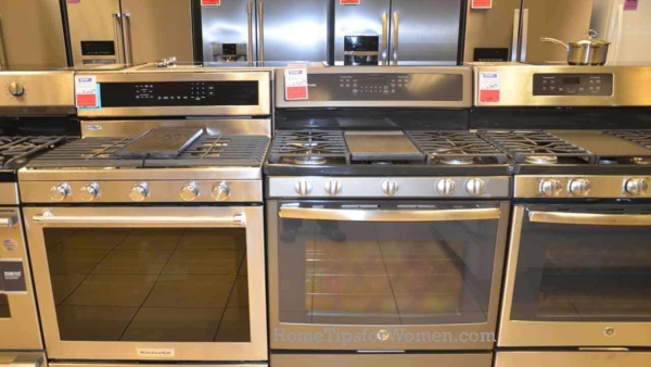 buying appliances is challenging if you don't know what you want