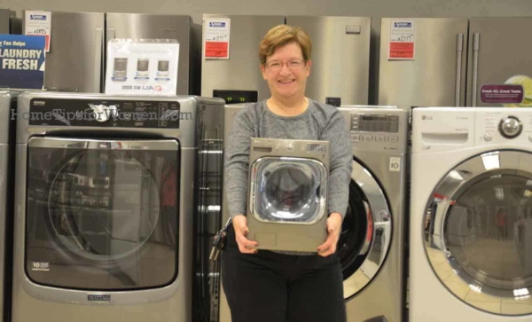 when buying appliances, you can also have fun