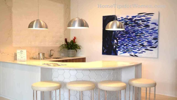 lifestyle home reno might include a nice wet bar like this one