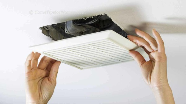 bathroom fans are important to remove humidity from a bathroom, and need to be cleaned 1-2 times each year