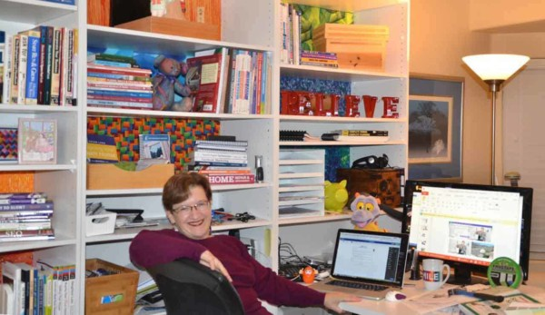 if you have a dedicated home office, you can take a home office tax deduction